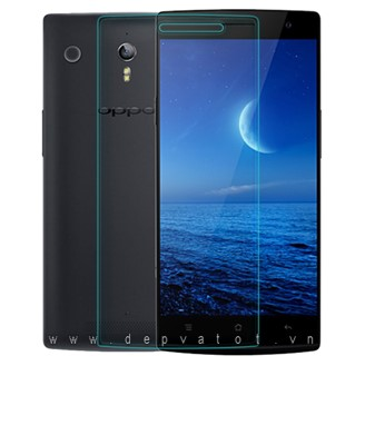 mieng dan cuong luc man hinh oppo find 7