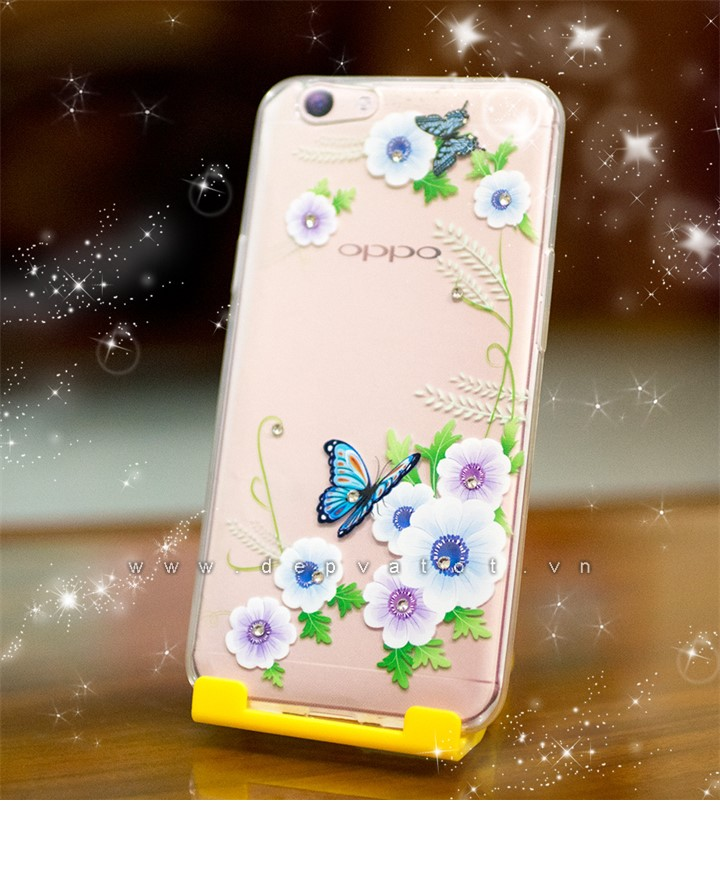 op lung oppo f1s a59 deo hinh hoa