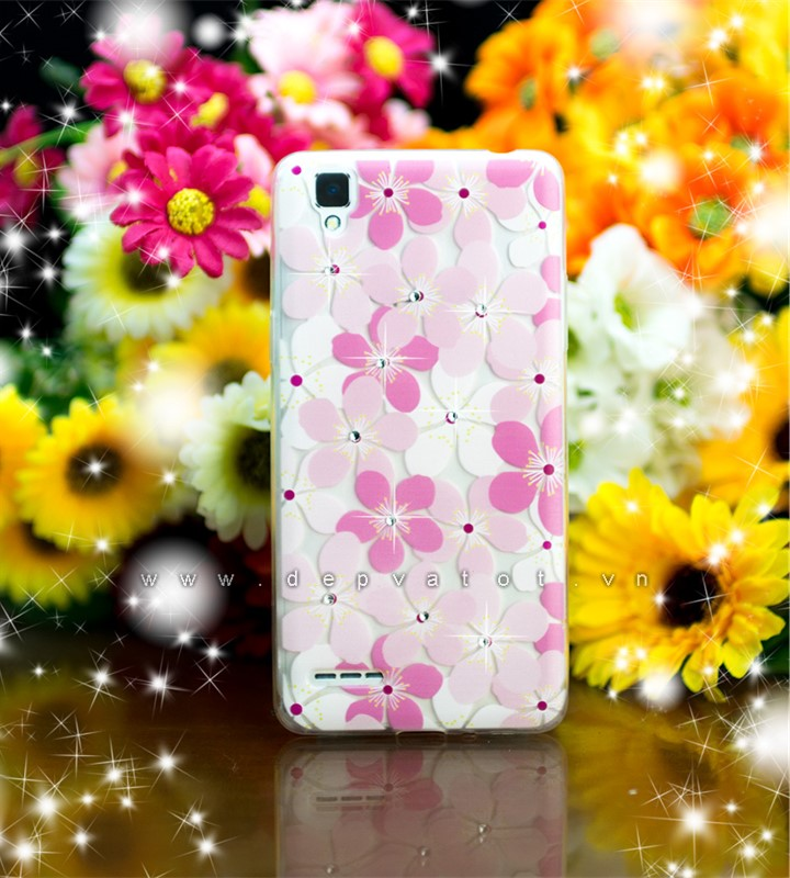 op lung oppo f1 a35 deo hinh hoa