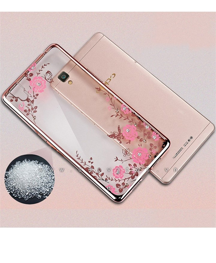 op deo hinh hoa oppo r7s