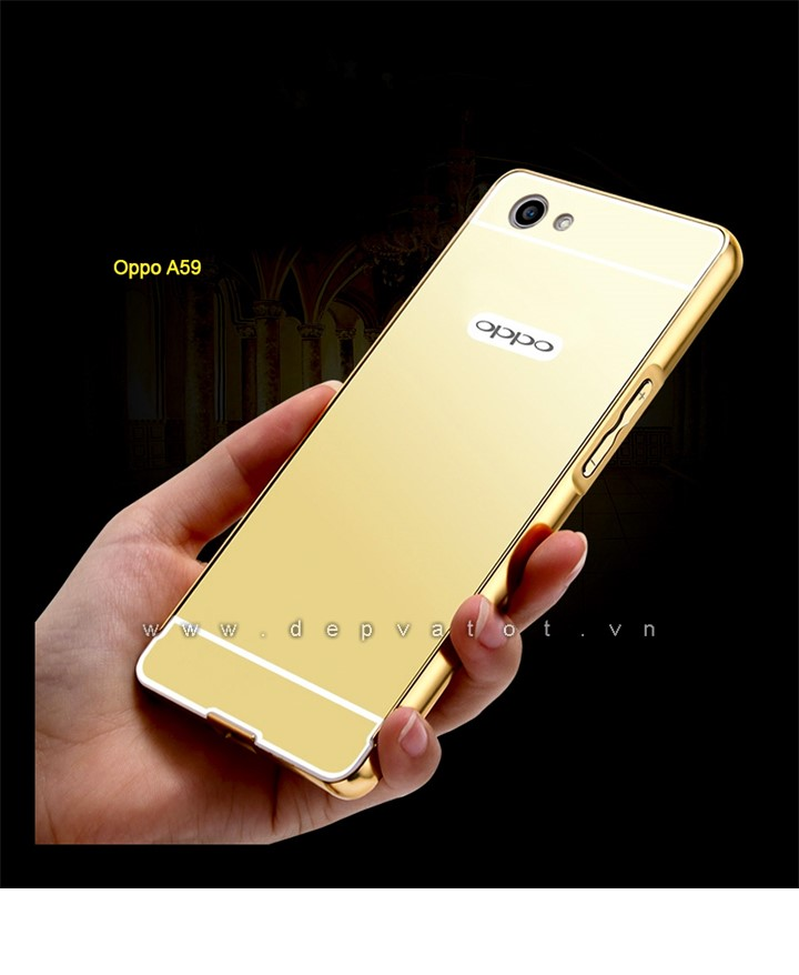 op lung oppo f1s a59 vang