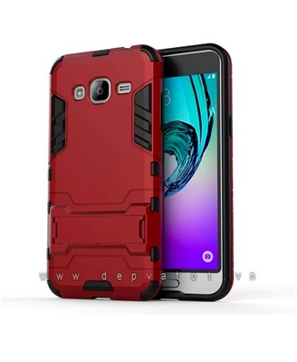 op lung samsung galaxy j3 metal warrior