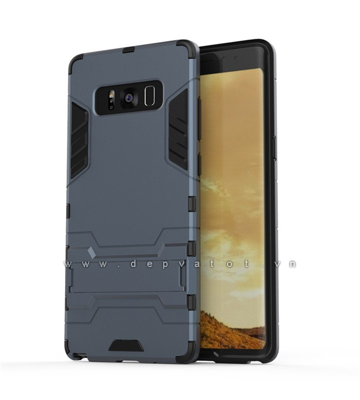 op lung samsung note 8 metal warrior