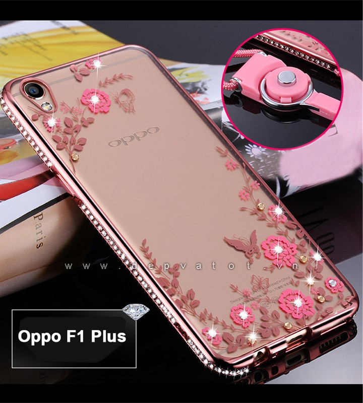 op lung oppo f1 plus r9 deo hinh hoa