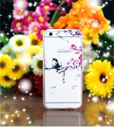 Op lung iPhone 6, 6S deo hinh hoa