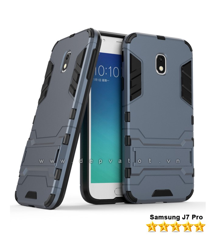 op lung samsung j7 pro metal warrior