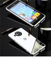 Op lung Lumia 950 XL Steel Heart