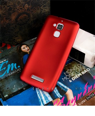 op lung zenfone 3 max deo mau do