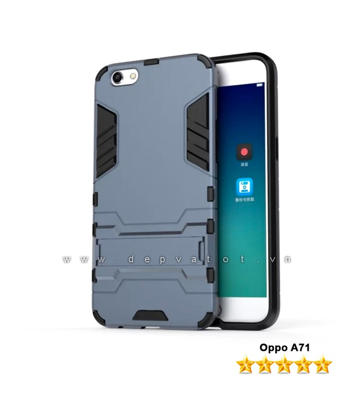 op lung cho oppo a71 metal warrior