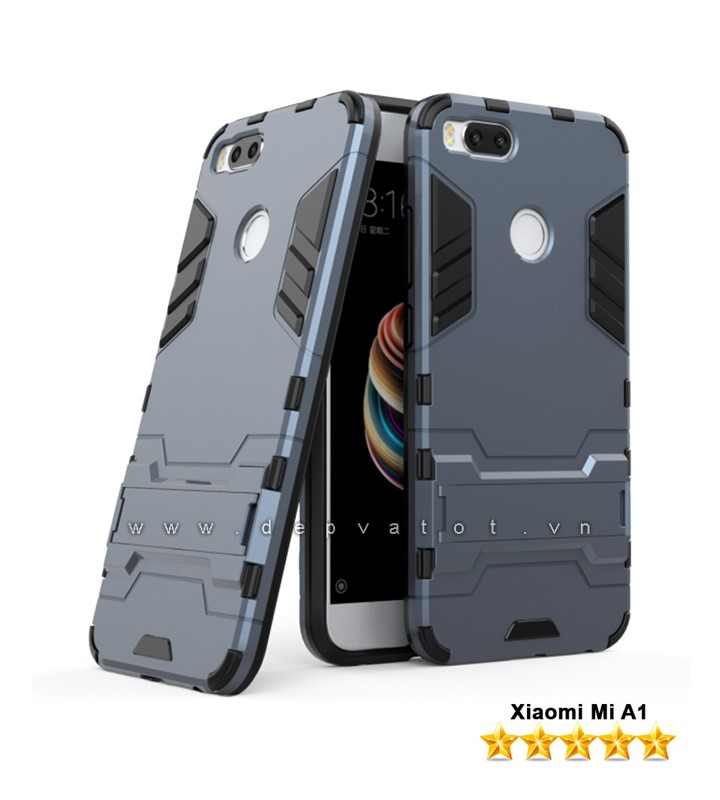 op lung xiaomi  mi a1 metal warrior