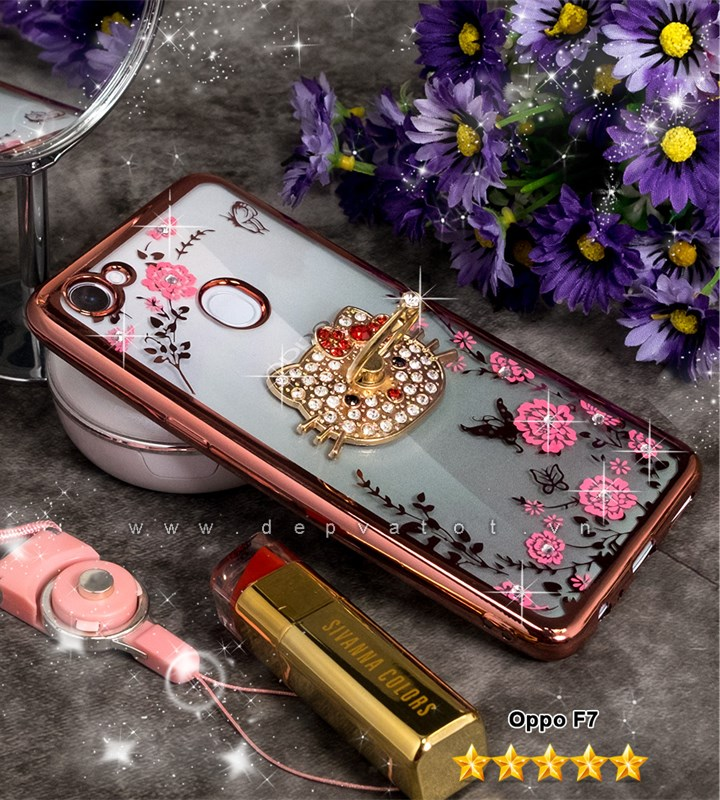 op lung oppo f7 deo hinh hoa
