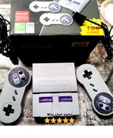 May choi Game Snes 16 bit, HDMI, co the them game